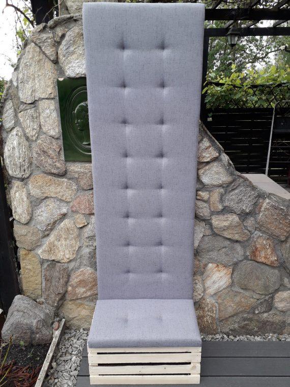 panel tapicerowany przedpokoju