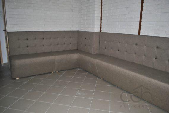 meble kontraktowe loża do restauracji